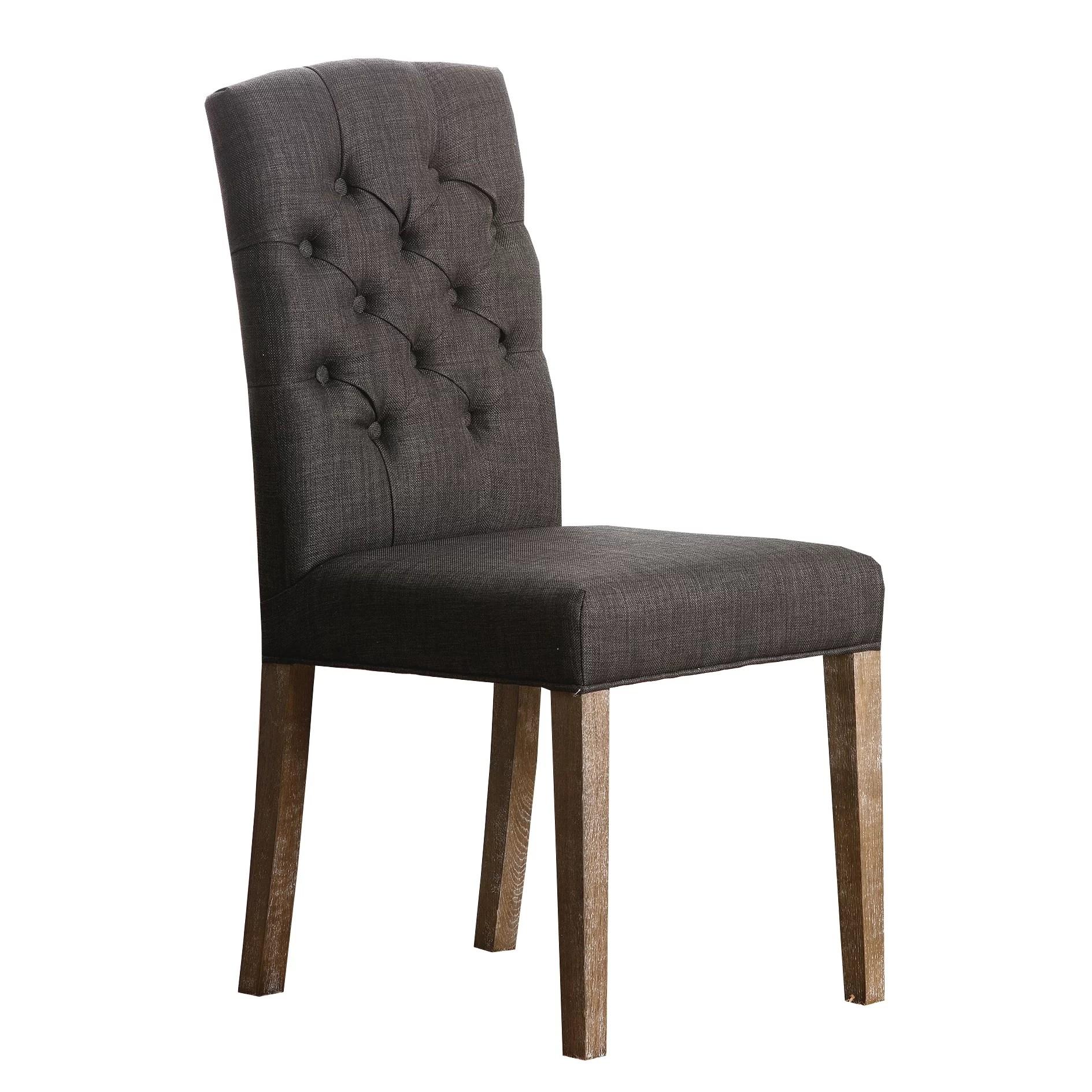 Abbyson Living Colin Parsons Chair  Reviews  Wayfair