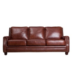 Verona Leather Sofa Reviews Ventura Abbyson Living Bel Air And Wayfair