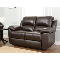 Abbyson Leather Sofa Doc Bunk Bed Australia For Sale Living Westwood Reclining Loveseat