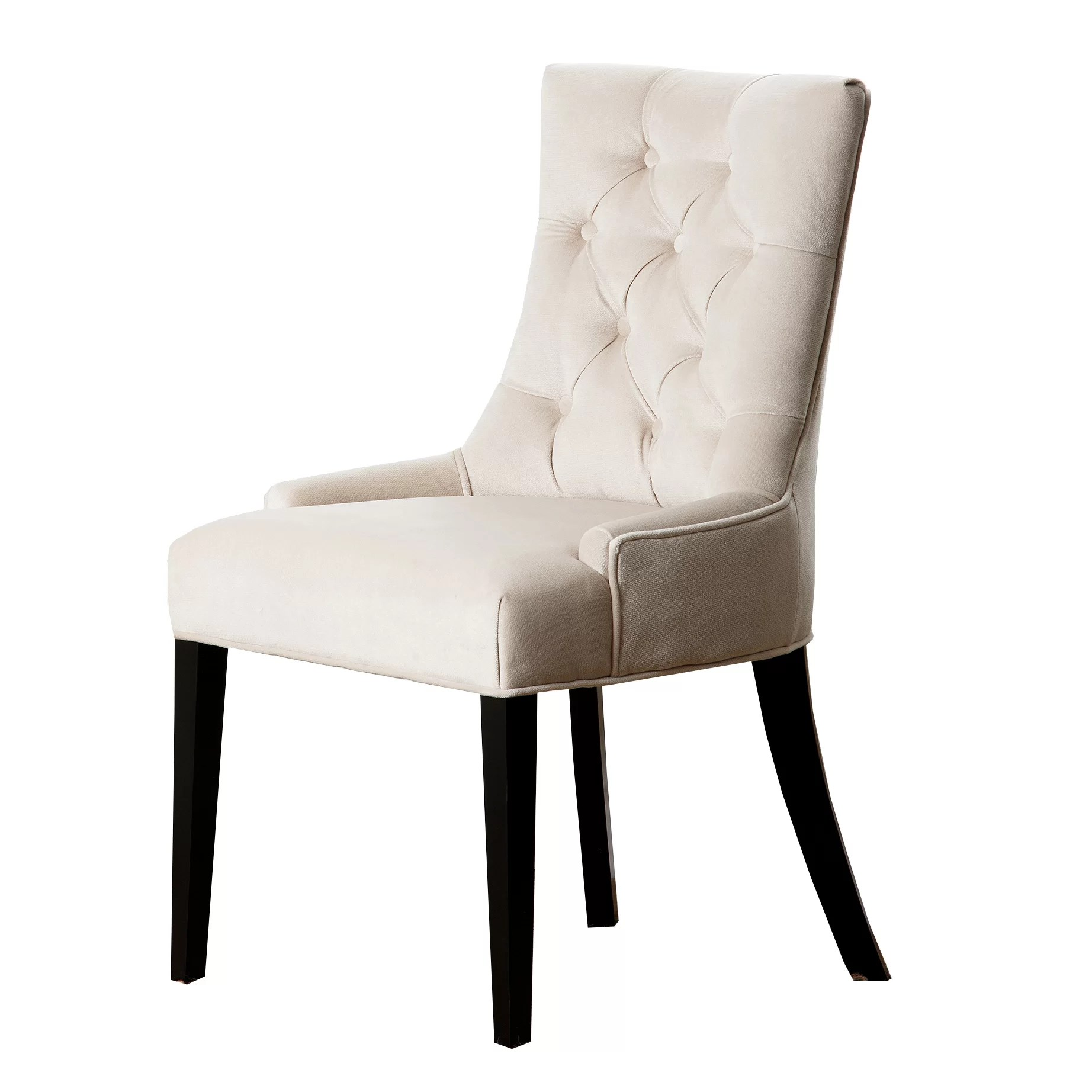 Abbyson Living Franklin Side Chair & Reviews
