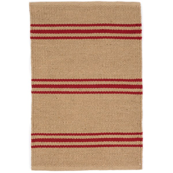 Red Indoor Outdoor Area Rugs