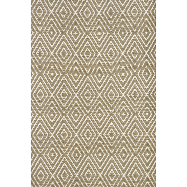Dash And Albert Rugs Diamond Hand-woven Brown Indoor