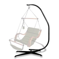 Hanging Chair And Stand Or Stool Hammaka Suelo C Hammock Reviews Wayfair