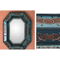 Novica Nautical Mirror & Reviews | Wayfair