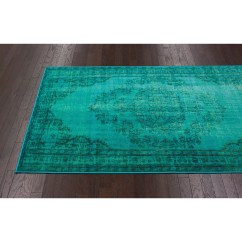 Turquoise Kitchen Rugs Latest Designs Bungalow Rose Xavier Machine Woven Area Rug