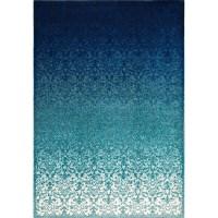 nuLOOM Crandall Turquoise Area Rug & Reviews | Wayfair