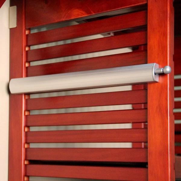 """John Louis Home 16"""" Pull Valet Rod &"""