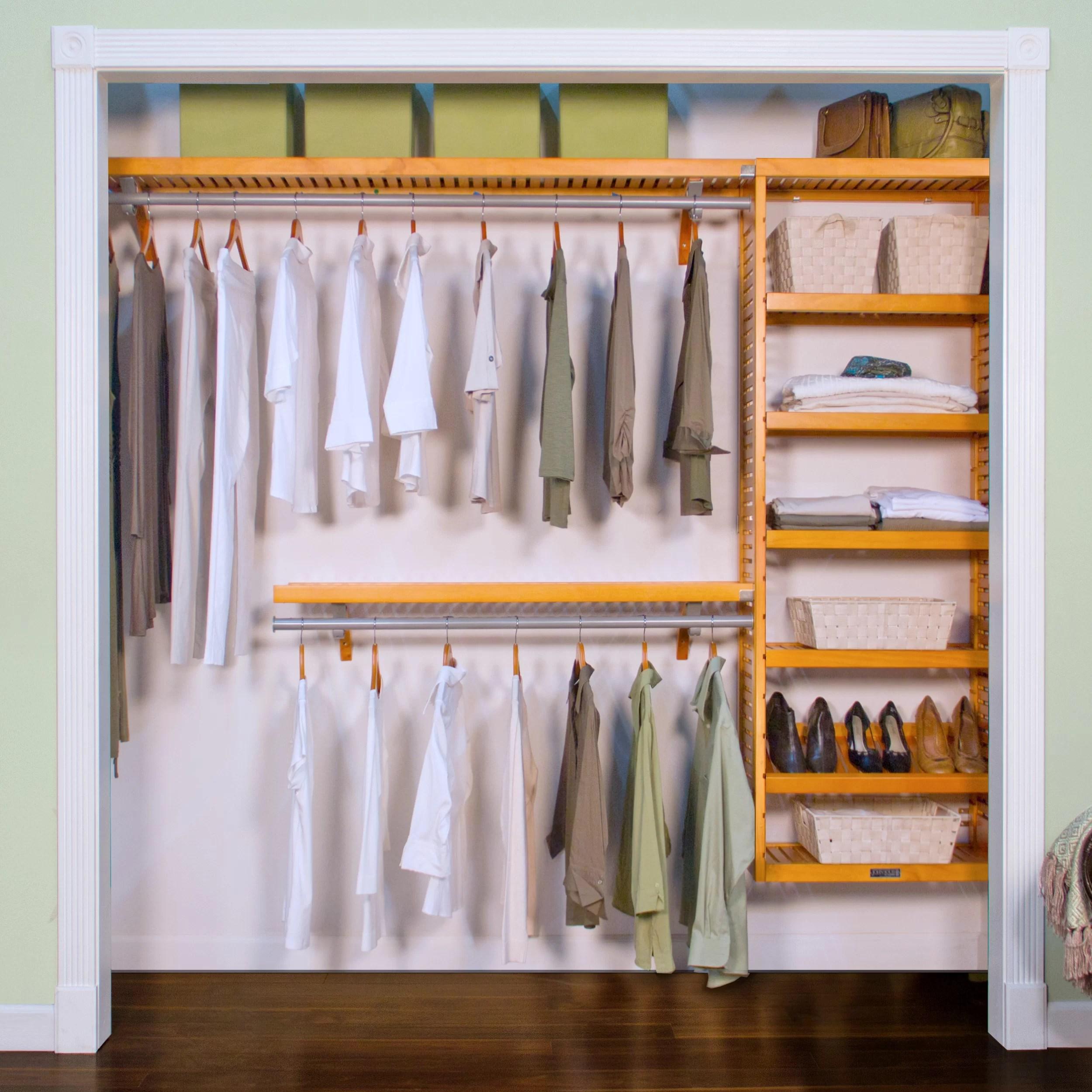 John Louis Home Closet System