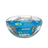 Anchor Hocking 10 Piece Mixing Bowl Set & Reviews | Wayfair