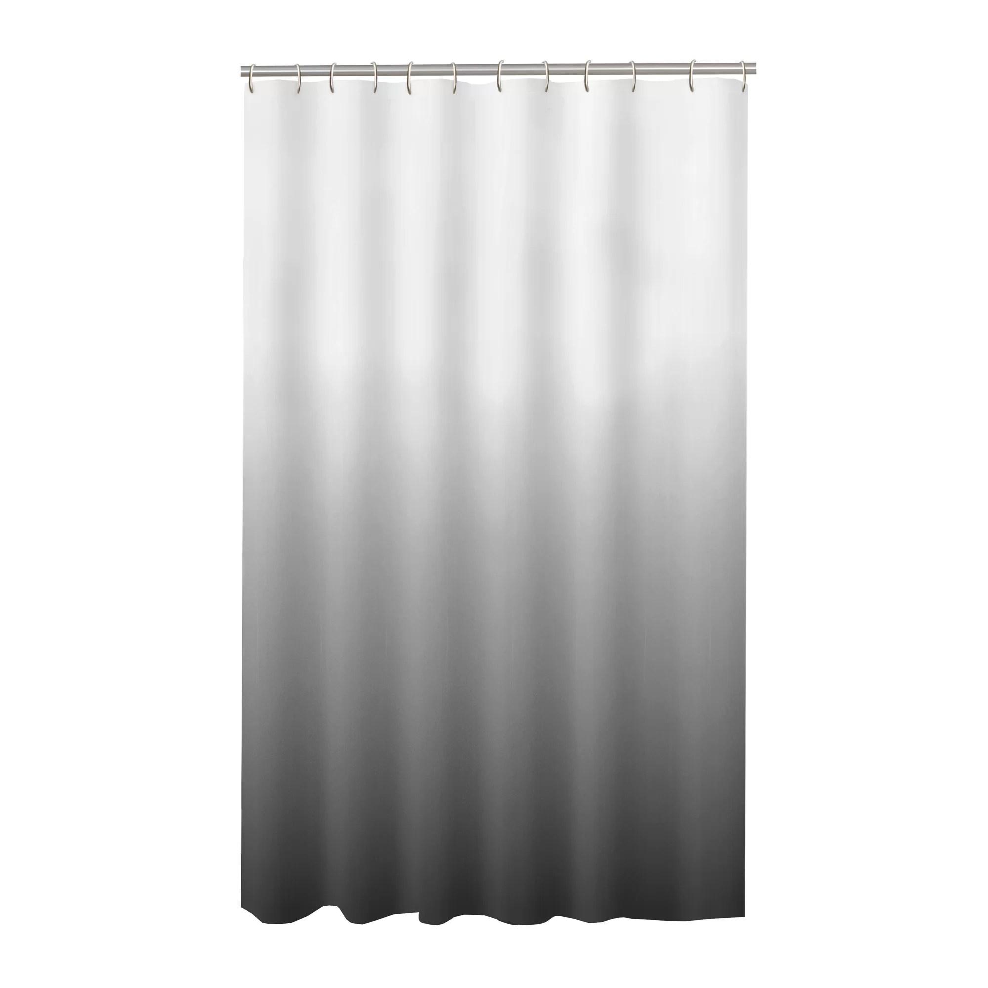 Maytex Happy PEVA Shower Curtain  Wayfair