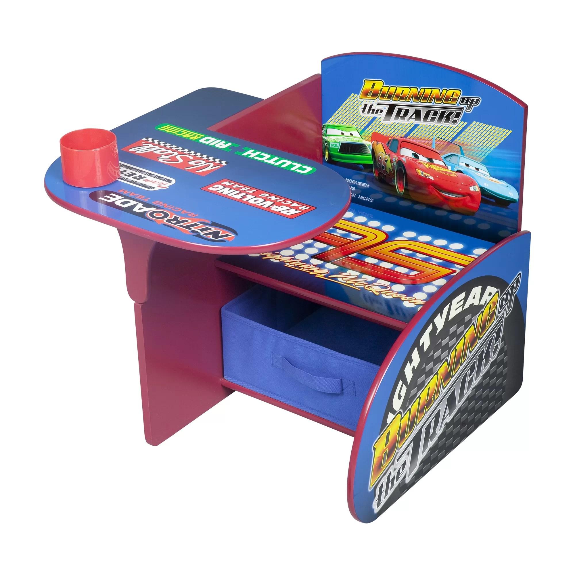 video game chair with cup holder no gravity delta children cars kids desk storage