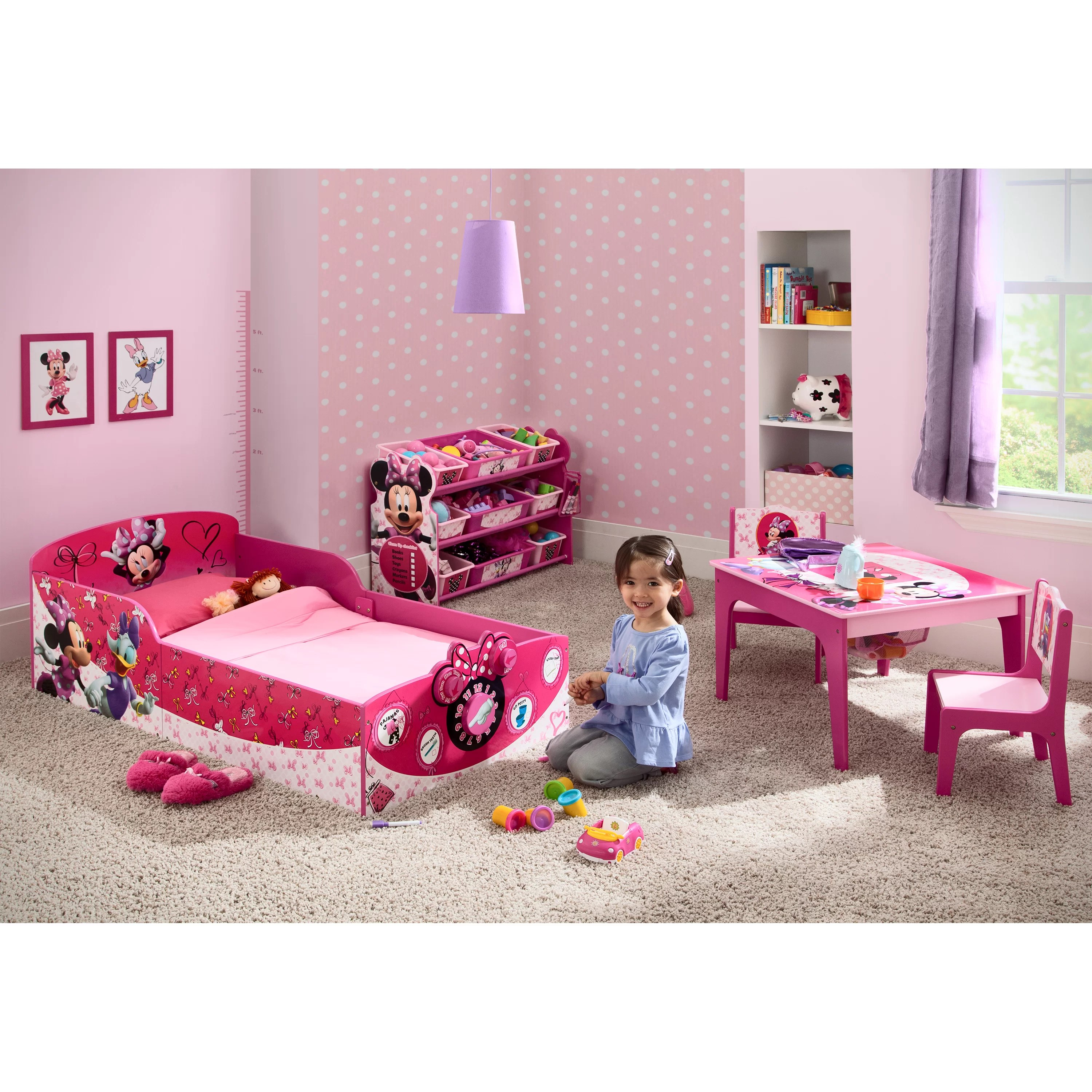 babies r us sofa bed good deals delta children minnie mouse toddler and reviews wayfair
