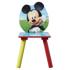 Mickey Mouse Chairs And Table Office Chair Discount Delta Children Kids 3 Piece