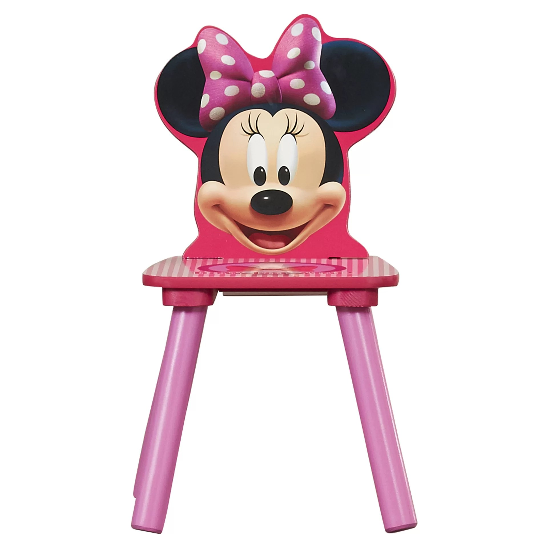 minnie table and chairs outdoor round chair cushions delta children mouse kids 3 piece