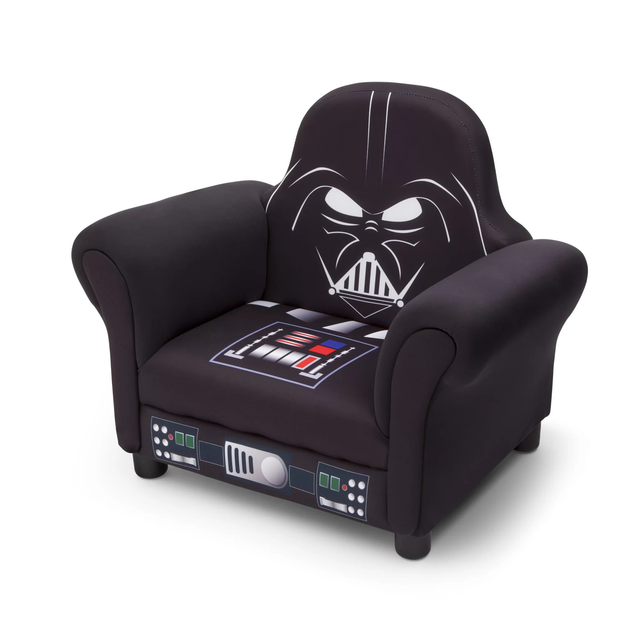 Star Wars Chairs Delta Children Star Wars Deluxe Kids Club Chair And Reviews
