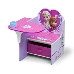Video Game Chair With Cup Holder Retro Metal Patio Chairs Delta Children Disney Frozen Kids Desk Storage