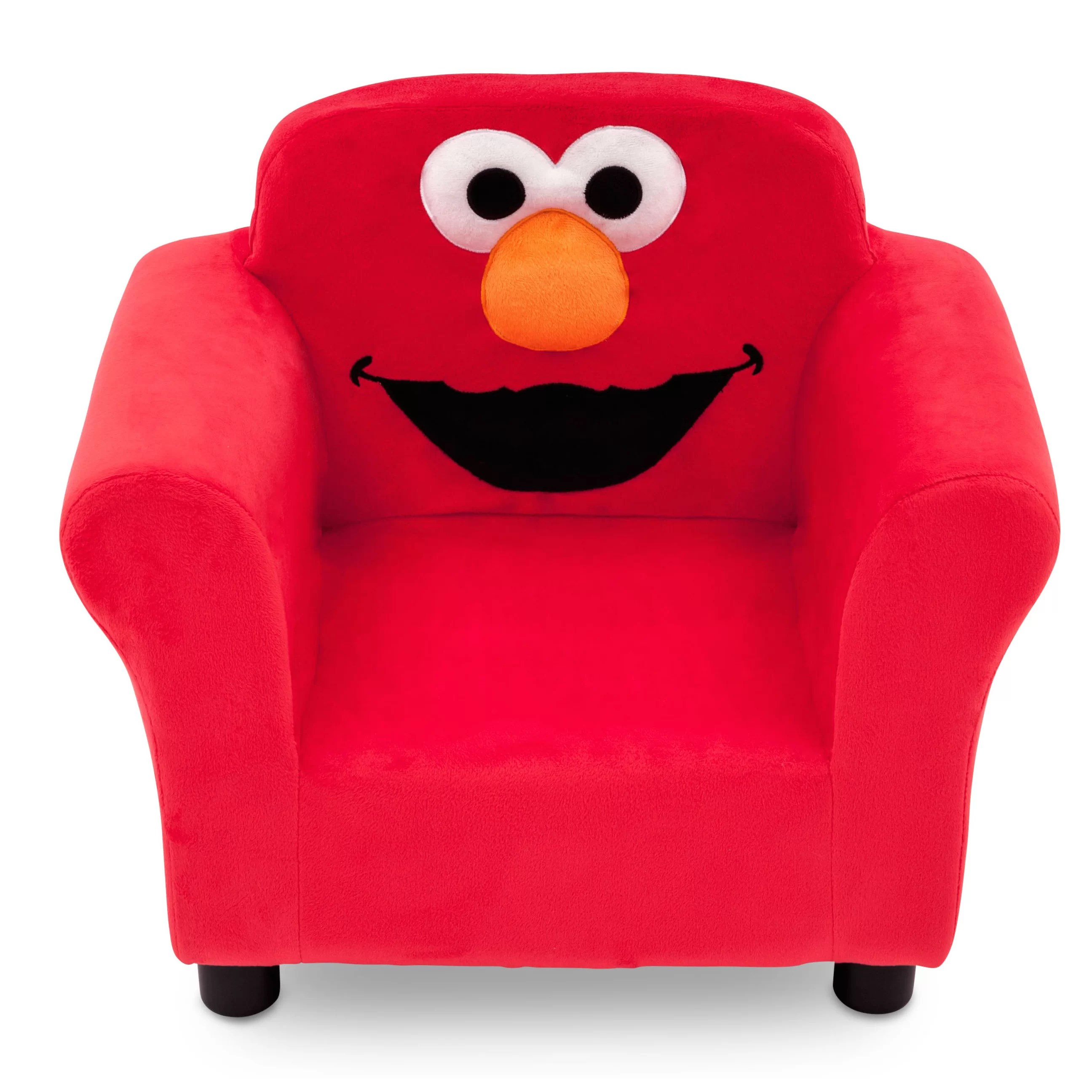 elmo table and chairs chair leg covers to protect floor delta children sesame street kids club wayfair
