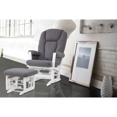 Abbyson Living Rocking Chair Desk Jersey Dutailier Multi Position Recline Modern Glider And Nursing