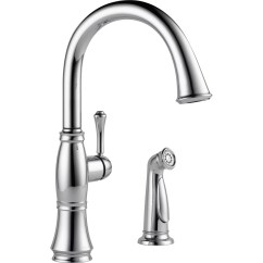 Delta Cassidy Kitchen Faucet Faucets Single Handle Standard With