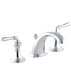 Kohler Kitchen Sink Faucets Samsung Appliance Reviews Devonshire Standard Bathroom Faucet Double Handle