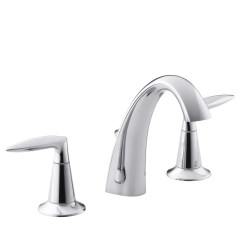 Kohler Kitchen Sink Faucets Accessories Alteo Widespread Bathroom Faucet And Reviews
