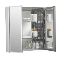 """Kohler 25"""" x 26"""" Aluminum Mirrored Medicine Cabinet ..."""