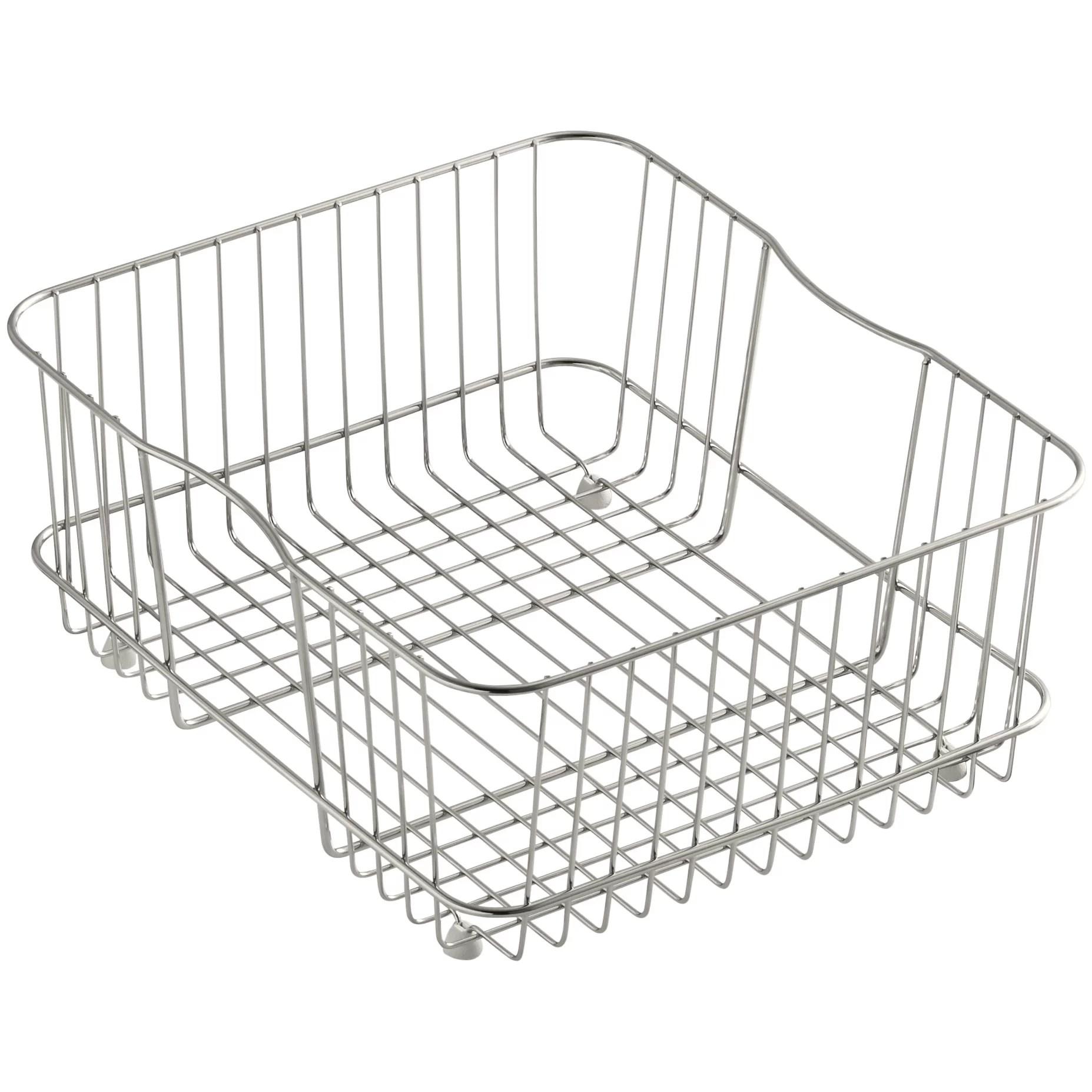 Kohler Coated Sink Basket for Undertone and Iron/Tones