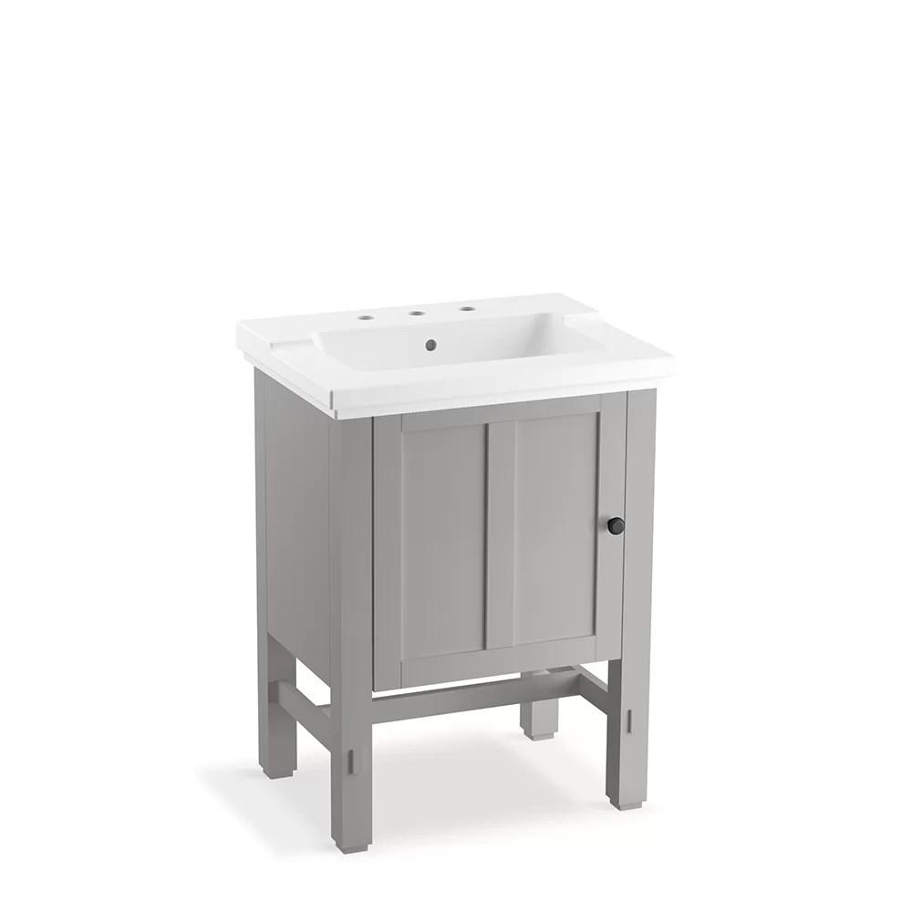 Kohler Tresham 25 Single Bathroom Vanity Top  Reviews  Wayfair