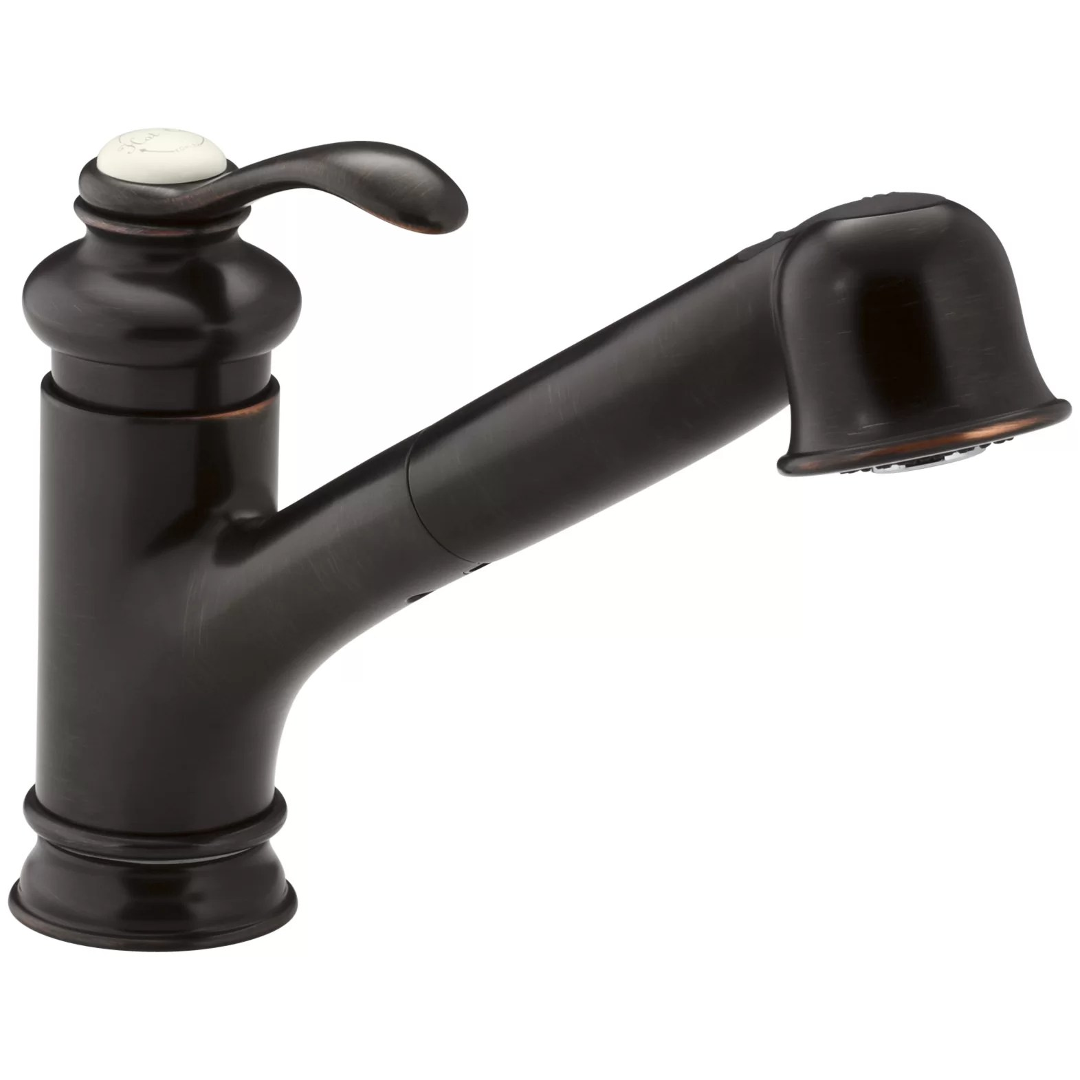 kohler kitchen sink faucets island in the fairfax single hole or three
