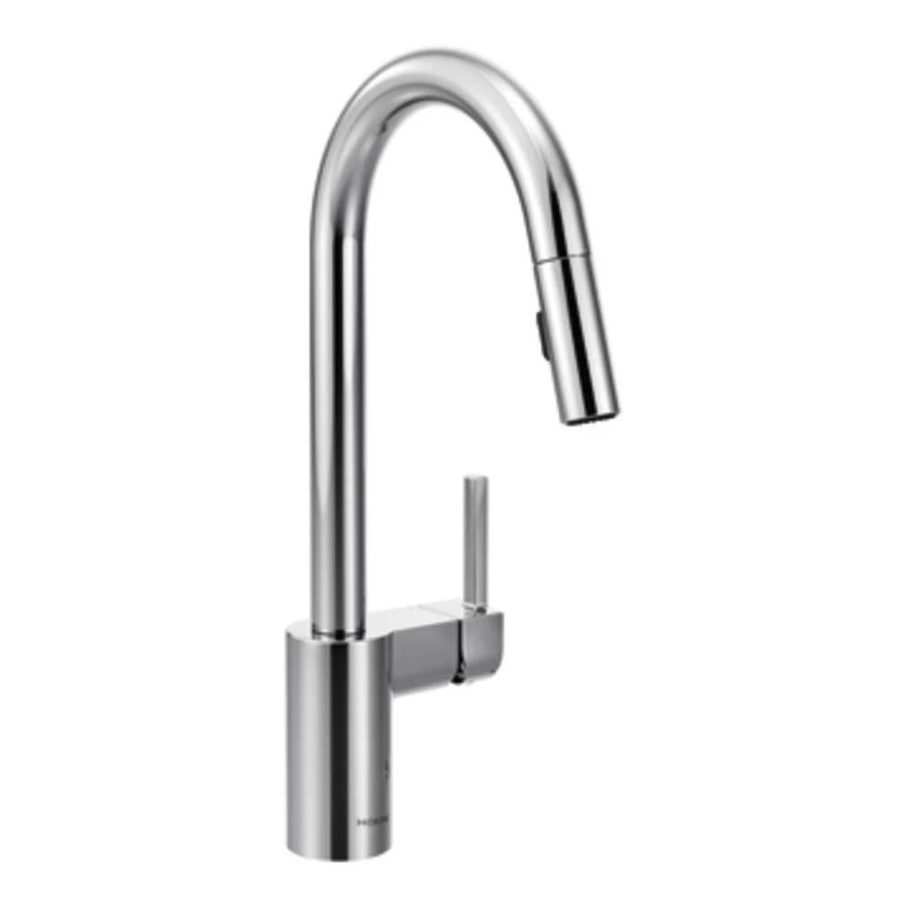 Moen Align Single Handle Kitchen Faucet & Reviews