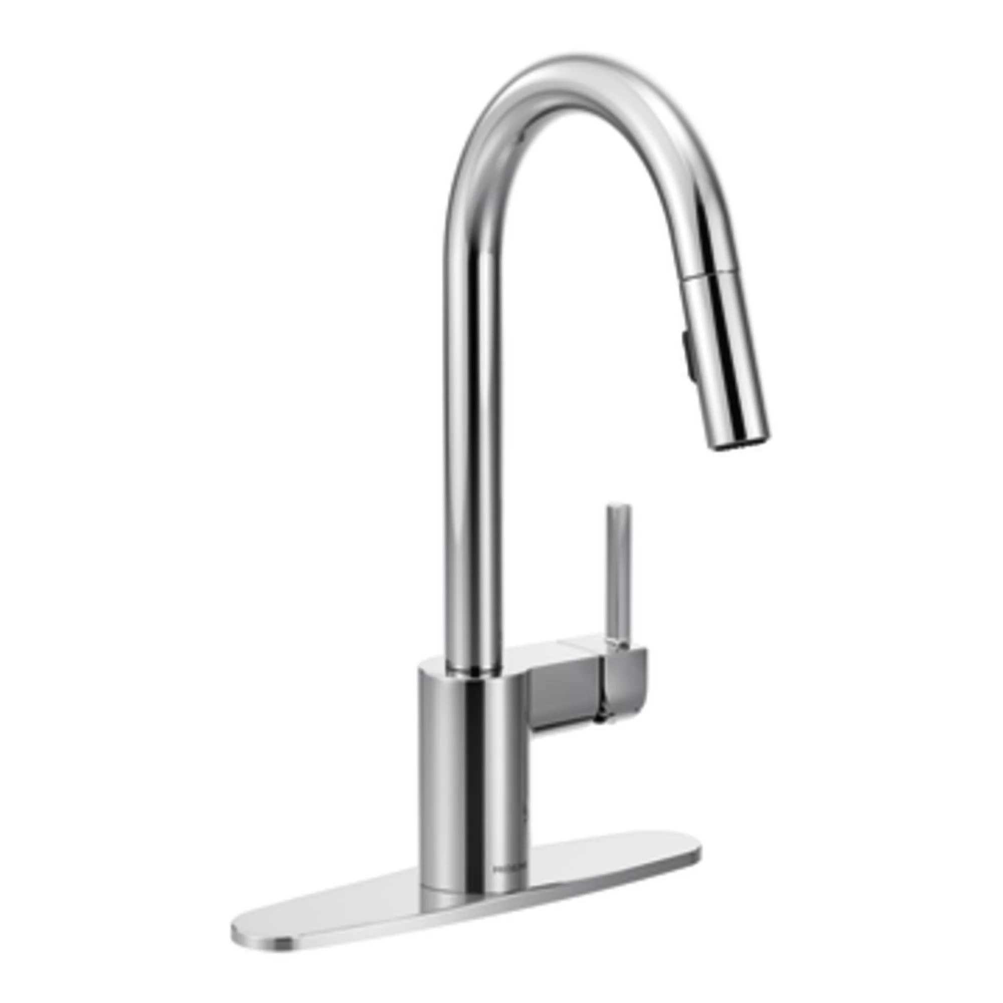 moen hands free kitchen faucet best water filter system align single handle and reviews wayfair