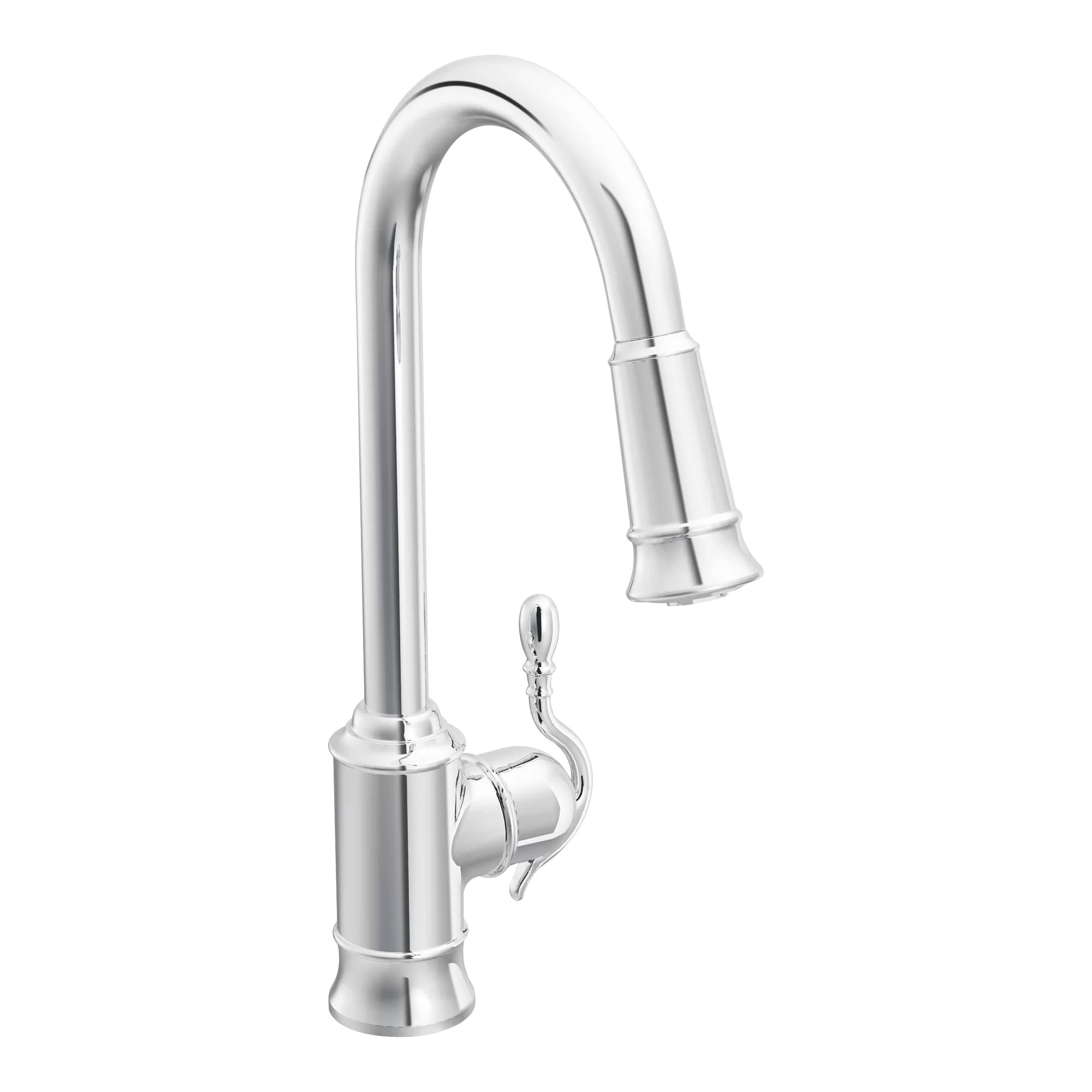 moen hands free kitchen faucet appliance store woodmere single handle hole