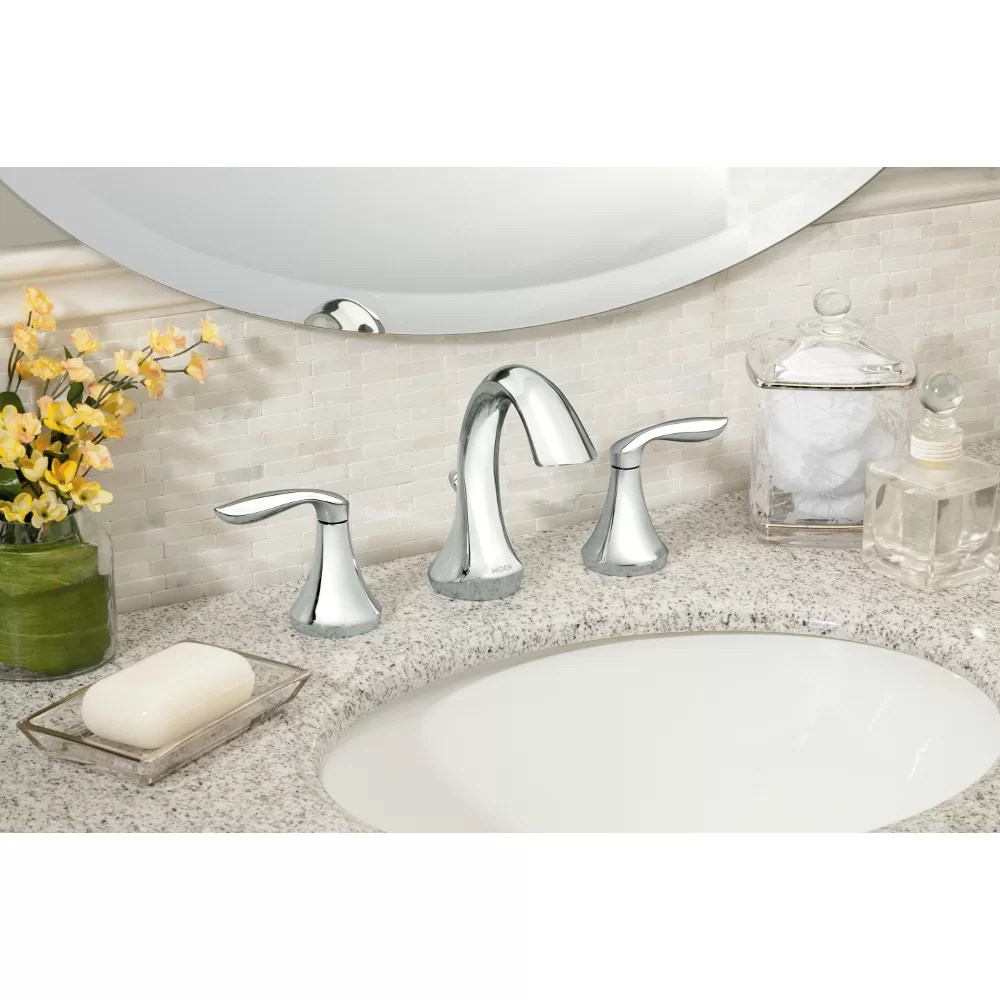 Moen Kingsley Bathroom Faucet Moen Bathroom Faucet Two Handles Jerusalem House