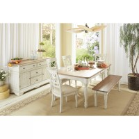 Cresent Furniture Cottage Dining Table & Reviews | Wayfair