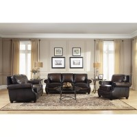 Lazzaro Leather Living Room Collection & Reviews | Wayfair
