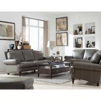 Lazzaro Leather Juliette Leather Living Room Collection ...