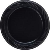 Genuine Joe Round Plastic Plates | Wayfair