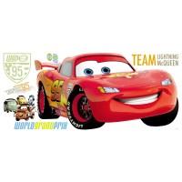 Room Mates Disney Pixar Cars Giant Wall Decal & Reviews ...