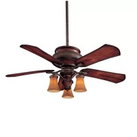 """Minka Aire 52"""" Craftsman 5 Blade Ceiling Fan & Reviews ..."""
