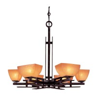 Minka Lavery Lineage 6 Light Chandelier & Reviews | Wayfair