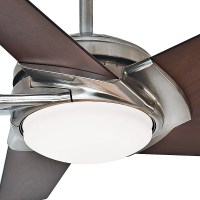 "Casablanca Fan 54"" Stealth DC 5 Blade Ceiling Fan with ..."