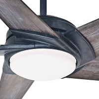 "Casablanca Fan 54"" Stealth 5 Blade Ceiling Fan & Reviews ..."