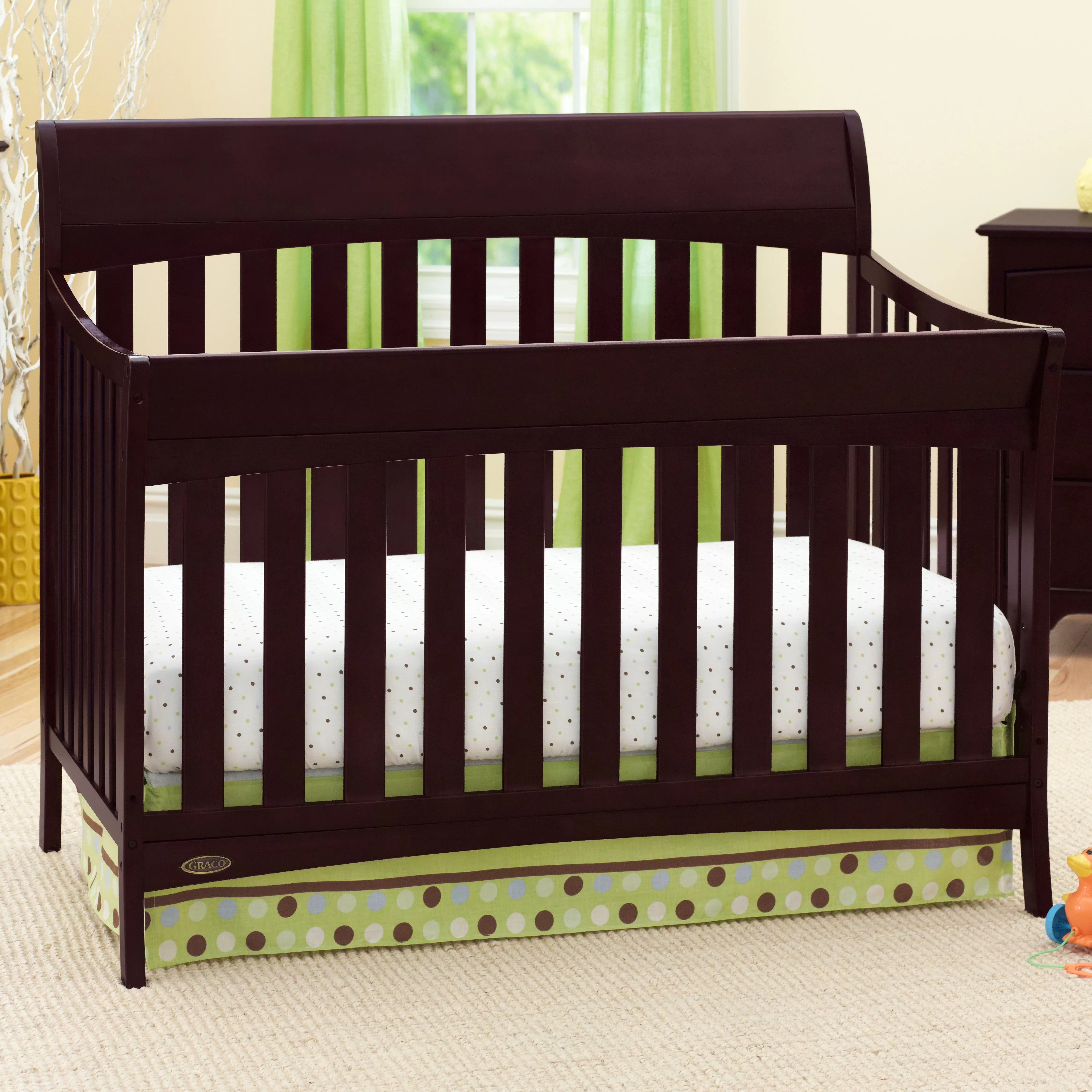 graco high chair 4 in 1 target.com covers rory convertible crib and reviews wayfair
