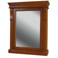 """Foremost Naples 25"""" x 31"""" Surface Mounted Medicine Cabinet ..."""