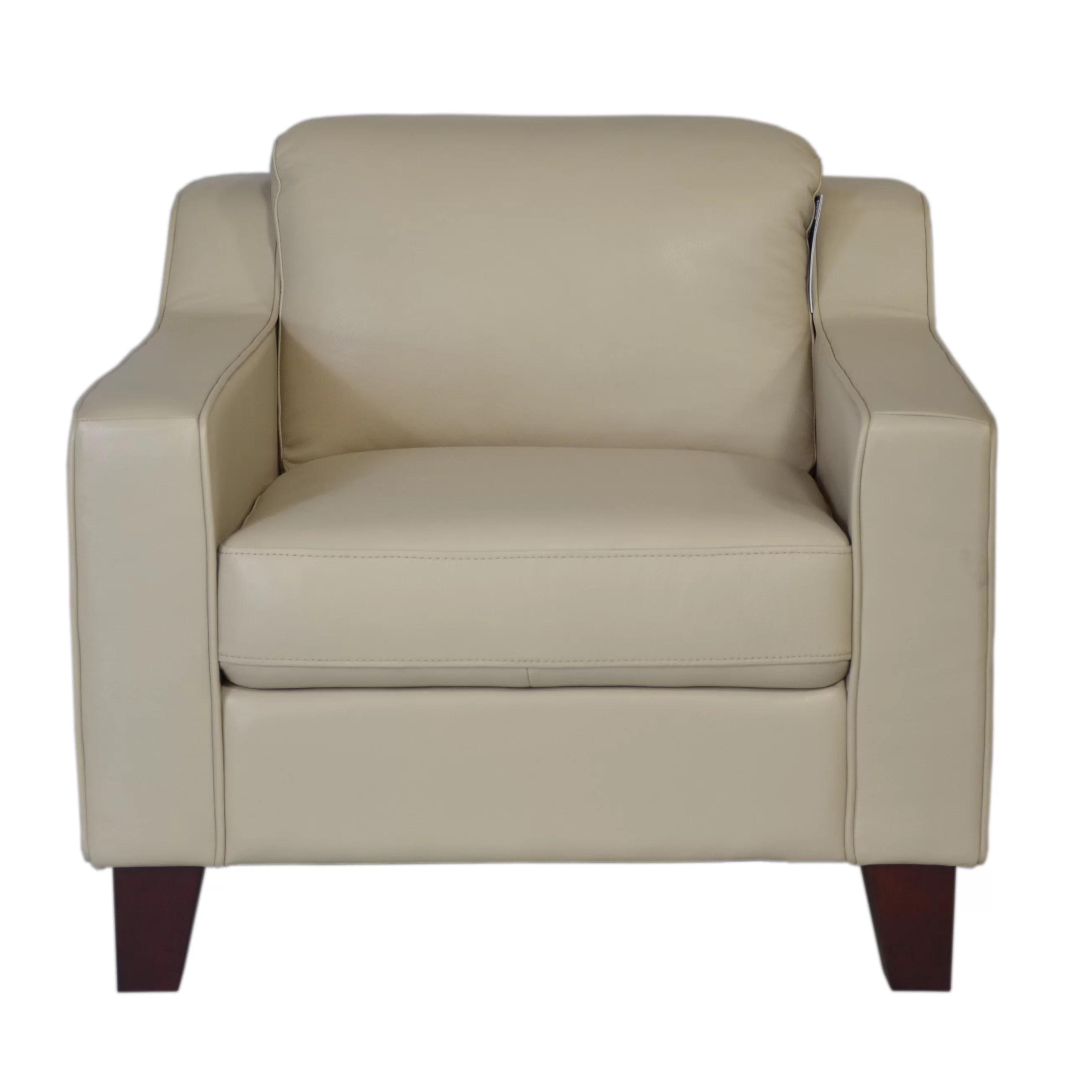 full grain leather chair stool build moroni cora top wayfair