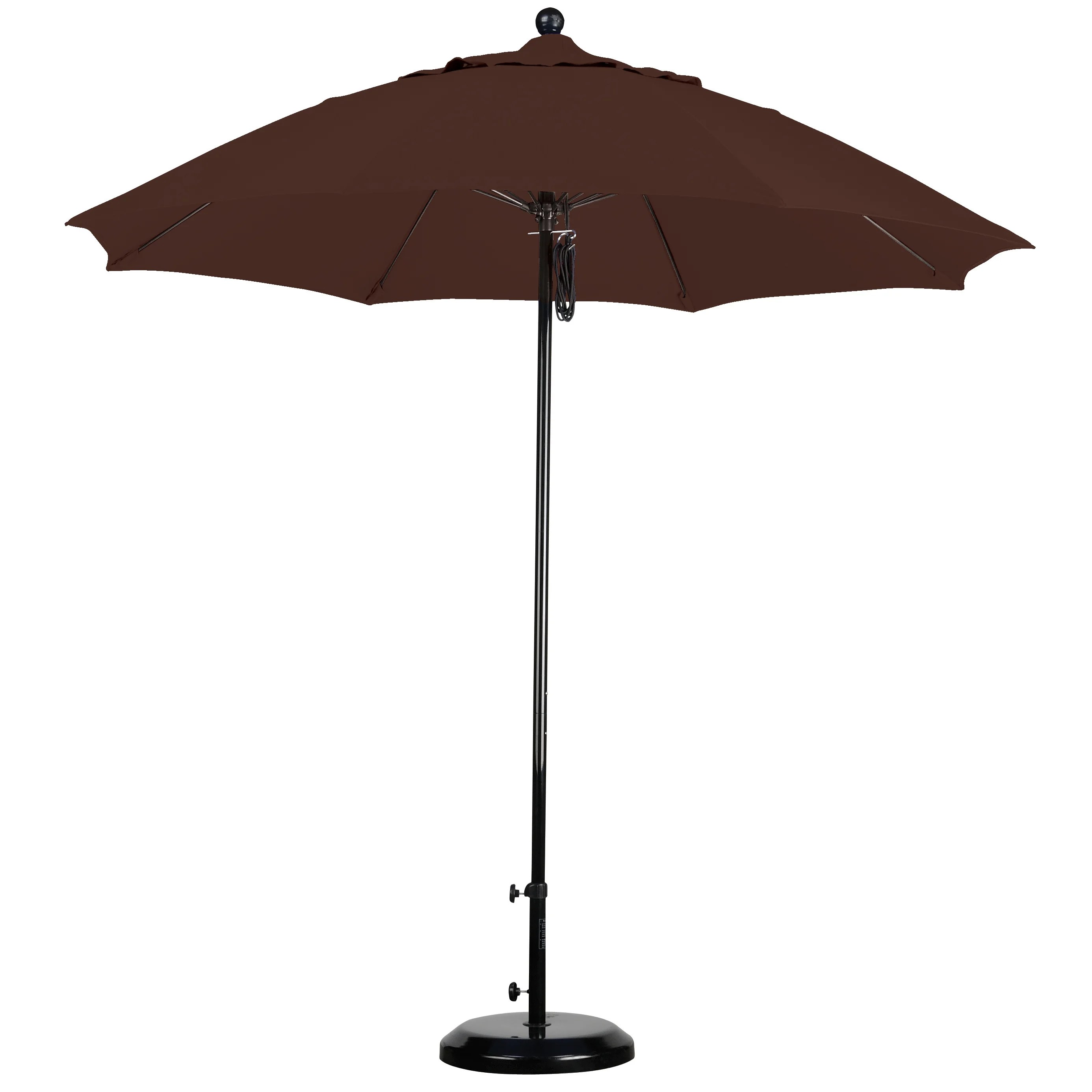 chair king umbrellas spandex covers canada california umbrella 9 39 market and reviews wayfair