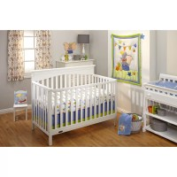 Disney Baby Dumbo 3 Piece Crib Bedding Set & Reviews | Wayfair