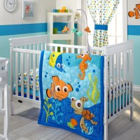 Disney Baby Nemo 3 Piece Crib Bedding Set & Reviews | Wayfair