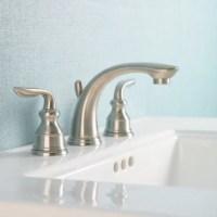 Pfister Avalon Double Handle Widespread Standard Bathroom ...