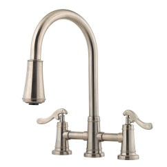 Price Pfister Kitchen Faucets Remodelled Kitchens Before And After Ashfield Double Handle Deck Mounted Faucet